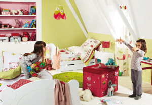 children room decor ideas 12 300x209 Home Decor Ideas For Your Kids' Rooms