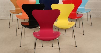 From Race to Jacobsen: Five Iconic Chairs