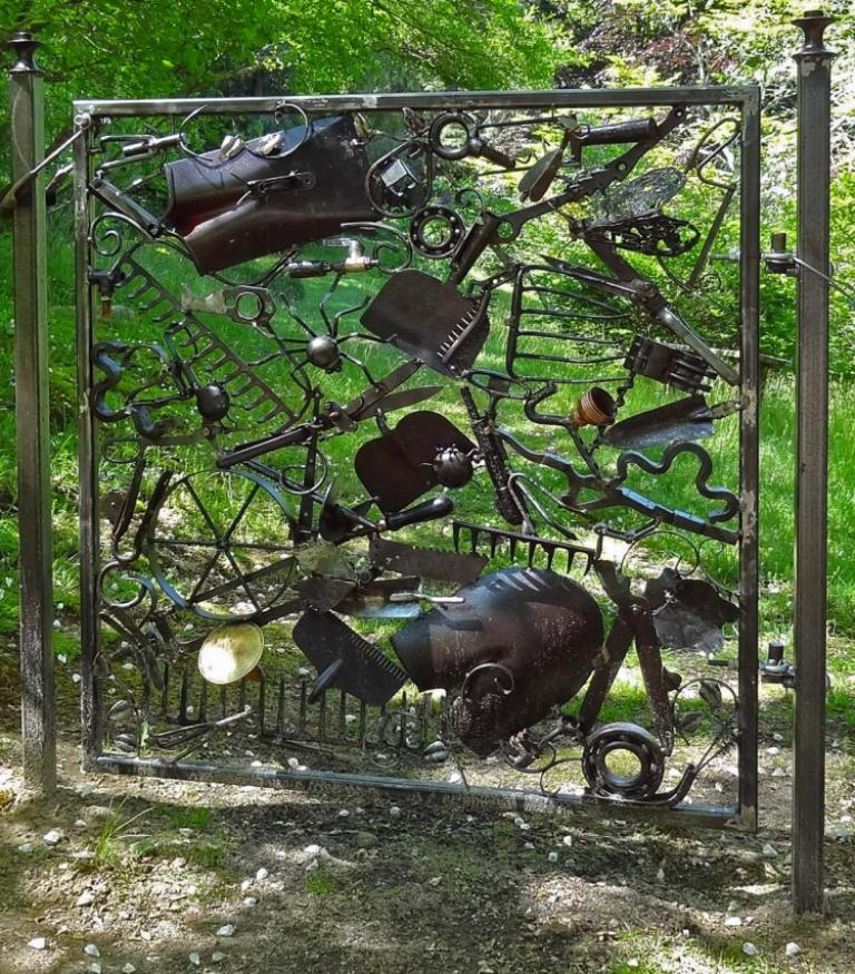 14 Start From Scratch and Get Creative By Building Your Own Garden Gate