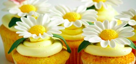 Flower Paste Flowers: How To Make Daisies
