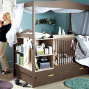 Top Tips for an Adorable yet Practical Children's Nursey