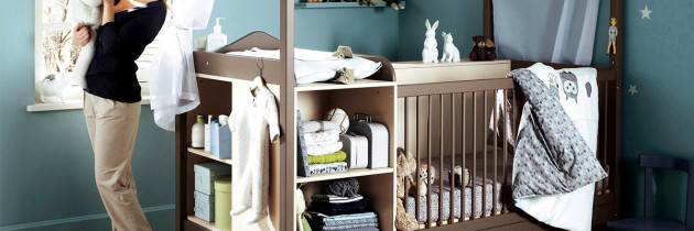 Top Tips for an Adorable yet Practical Children's Nursey