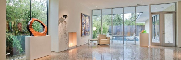 5 Compelling Reasons Why You Should Choose Polished Concrete Floors