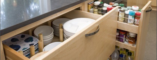 Five Ways to Organise Your Kitchen