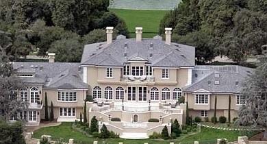 5 Amazing Celebrity Homes