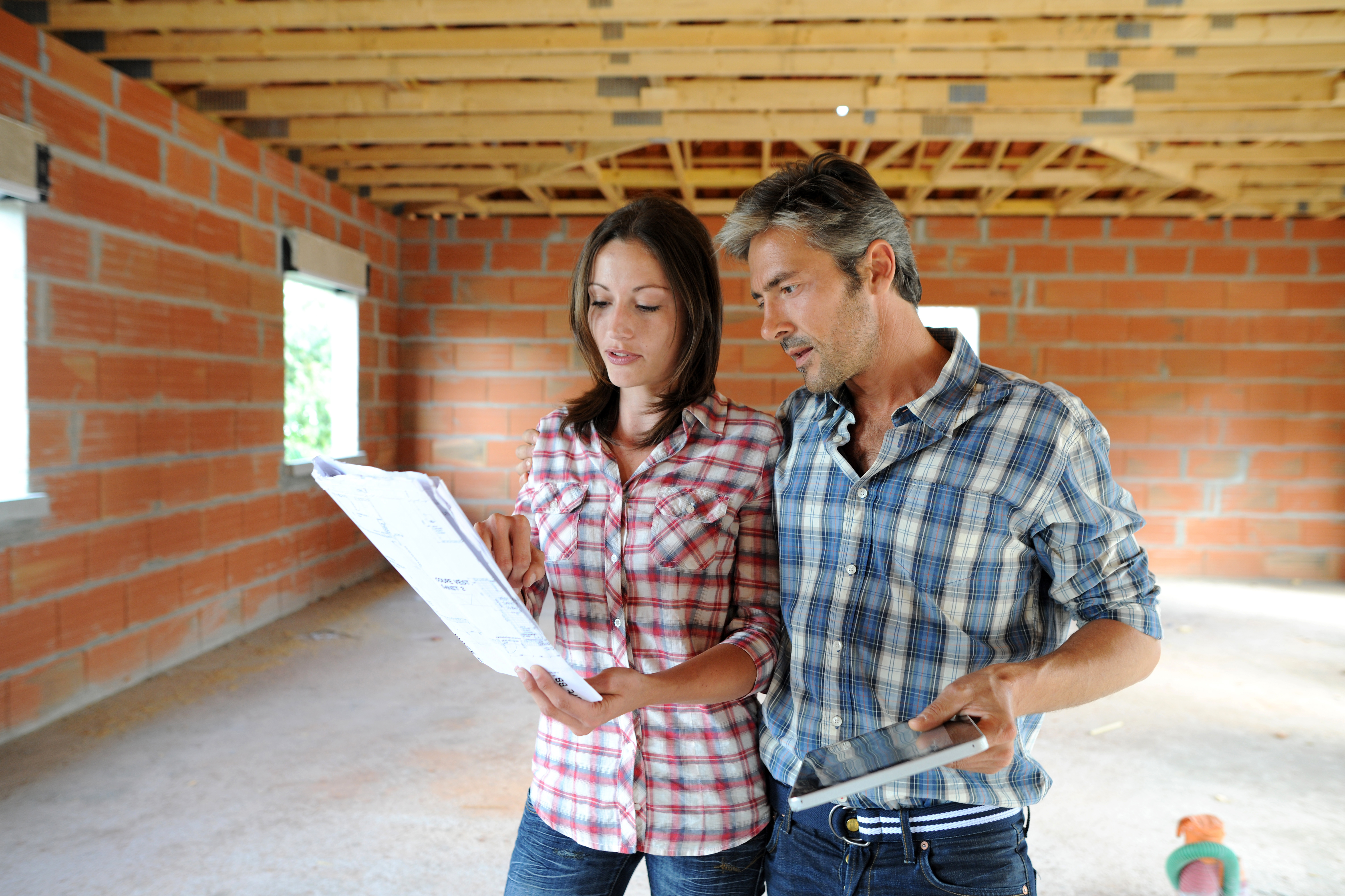 5 Ways to Retain Your Sanity When Building a Home