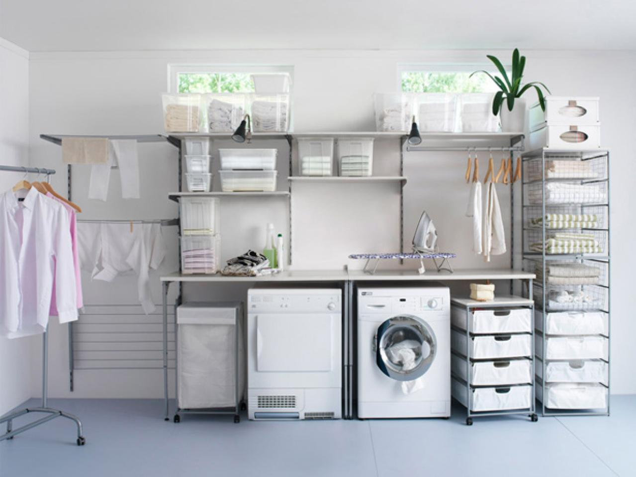 Refresh Your Utility Room on a Budget