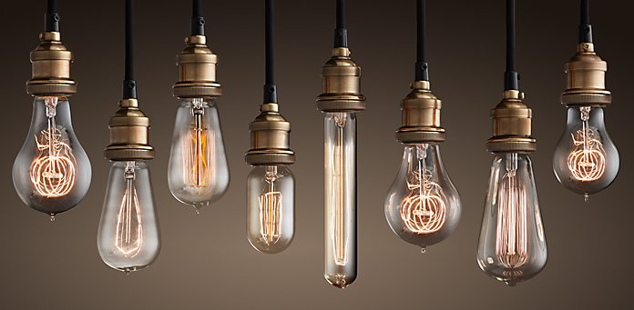 4 Reasons Why Vintage Lights are Amazing