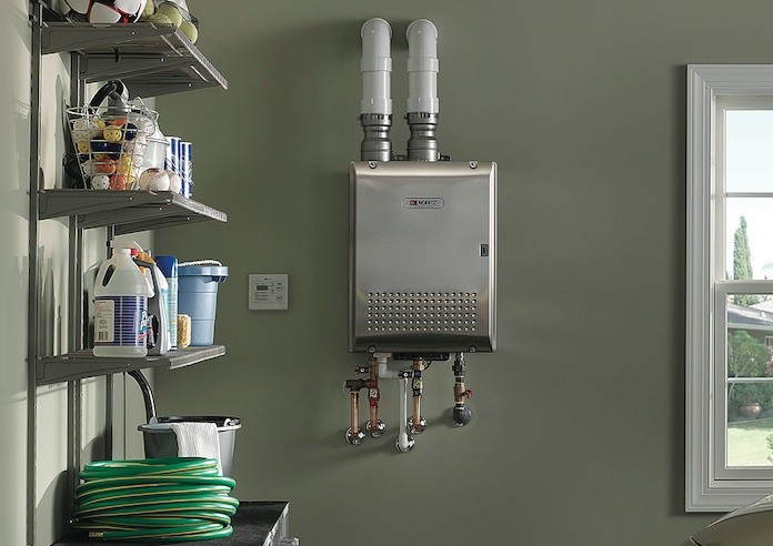 Conserve Water With a Tankless Water Heater