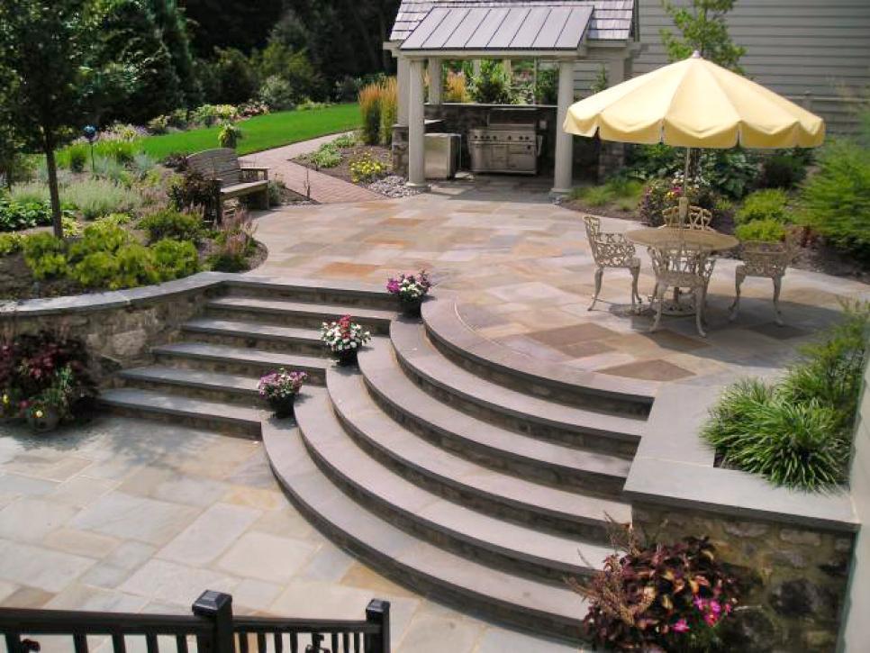 Backyard Patio Designs Tips