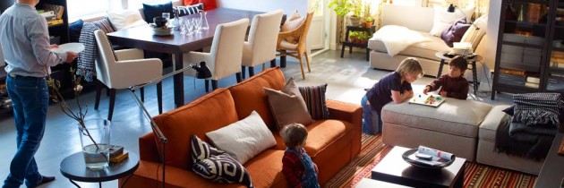 The 3 must-have items for a football-themed family room